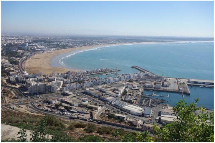 Bay of Agadir