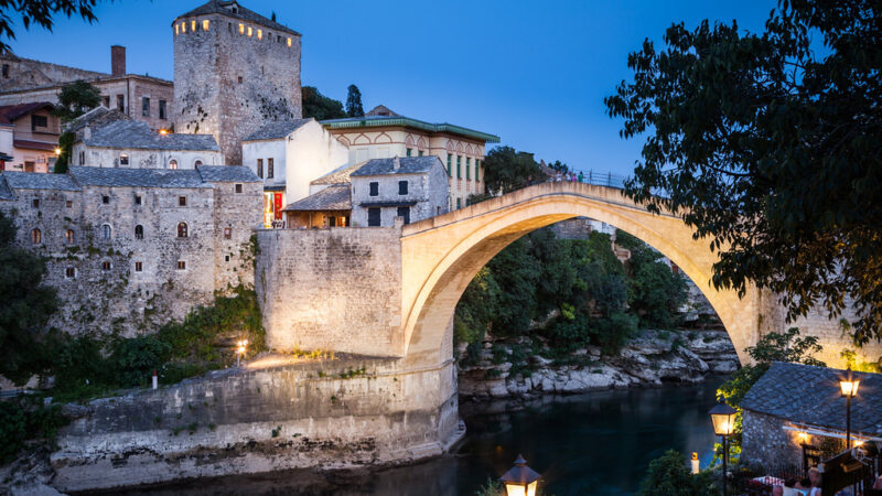 Bosnia and Herzegovina Tour Plan