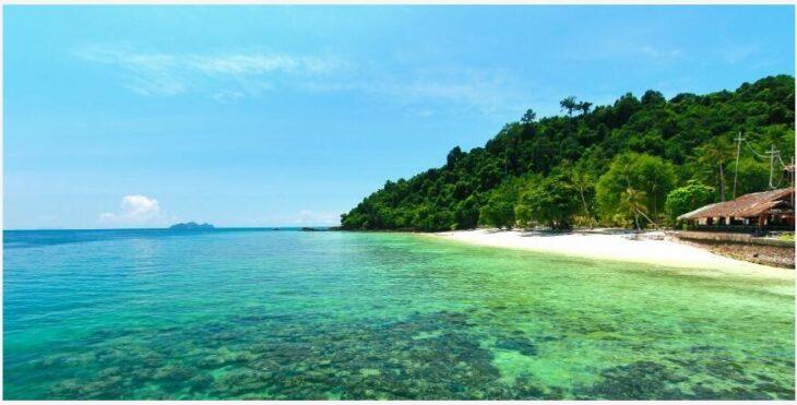 Koh Hai, Thailand - first class relaxation