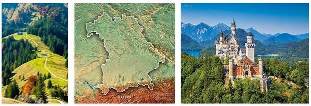 State of Bavaria, Germany Part I
