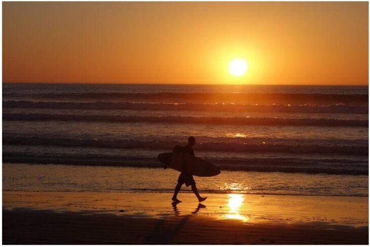 Sunset Agadir