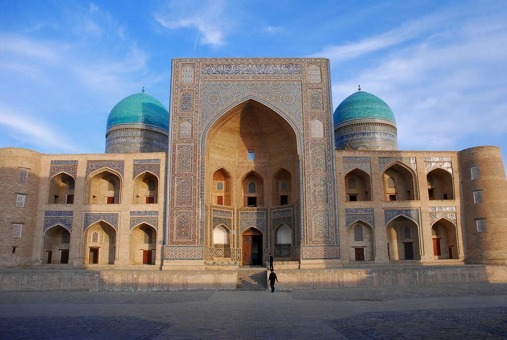 Uzbekistan Tour Plan