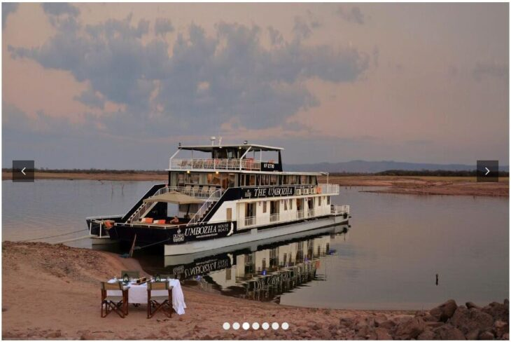 ZAMBIA - HOUSEBOAT SAFARI ON THE ZAMBEZI 3